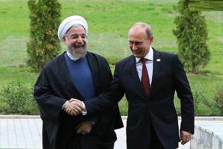 زمان ورود ولادمیر پوتین به تهران اعلام شد