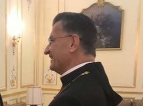 ریاض اسقف مارونی های لبنان را هم برای استعفای حریری قانع کرد! + عکس