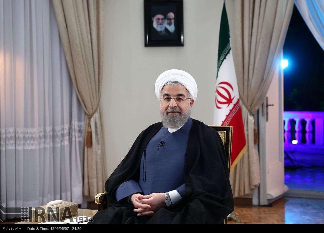 واکنش حسن روحانی به مواضع ضدایرانی دونالد ترامپ / برجام سند دوجانبه بین ایران و آمریکا نیست