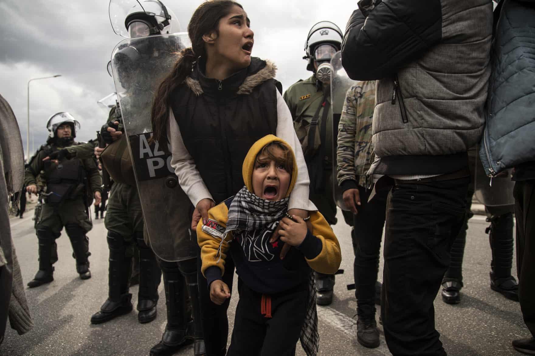 پلیس ضد شورش