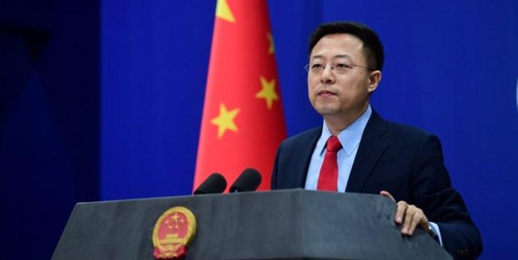 «ژائو لیجیان» سخنگوی وزارت امور خارجه چین