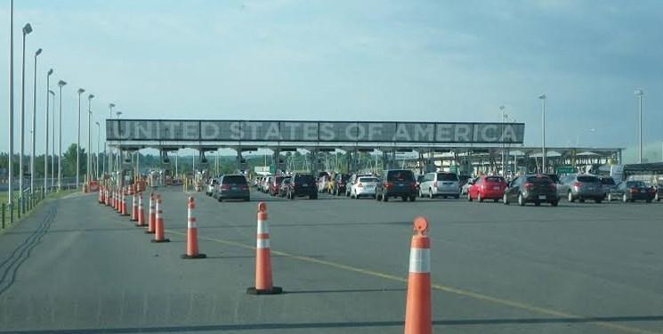 بازداشت و بازجویی بیش از ۶۰ ایرانی در مرز آمریکاوکانادا