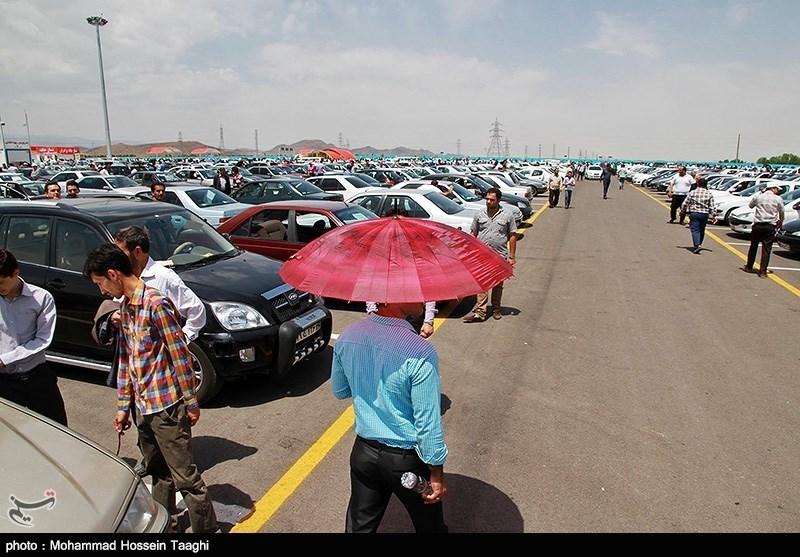 عکس جمعه بازار ماشین تهران