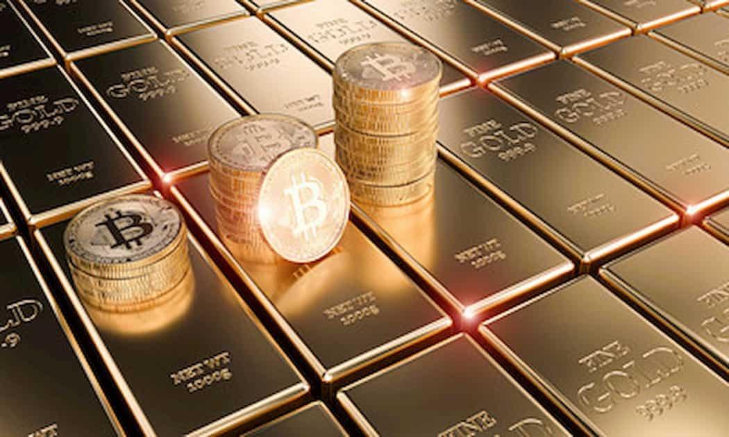 طلا-بیت کوین