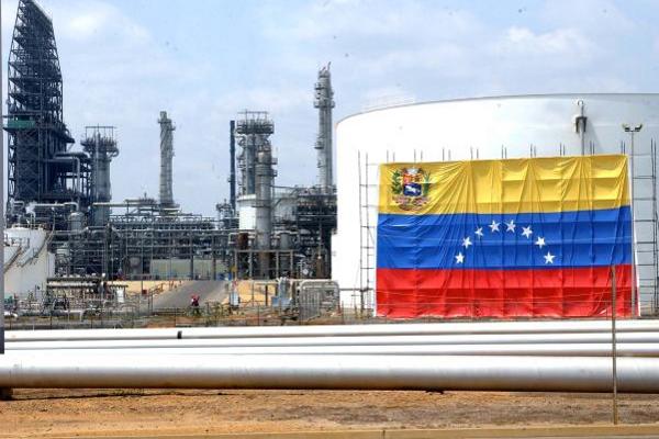 صنعت نفت ونزوئلا