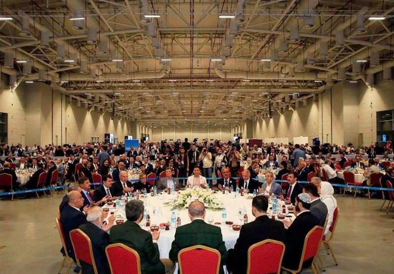 جنجال افطاری اردوغان برای انجمنهای مردم نهاد کُردی