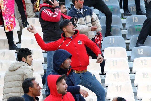 خشونت هواداران فوتبال در ایران