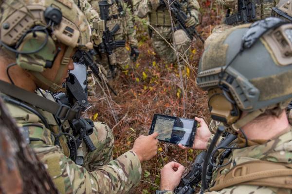 سربازان ارتش آمریکا