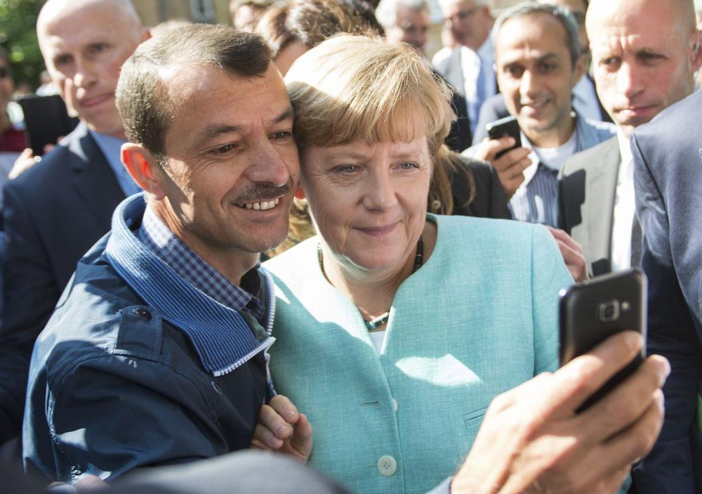سلفی با سیاستمداران دنیا