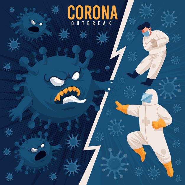 نبرد جهانی علیه ویروس کرونا