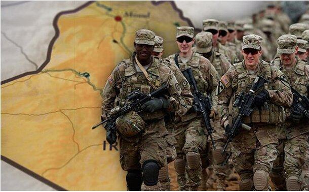 خروج نظامیان آمریکا از عراق