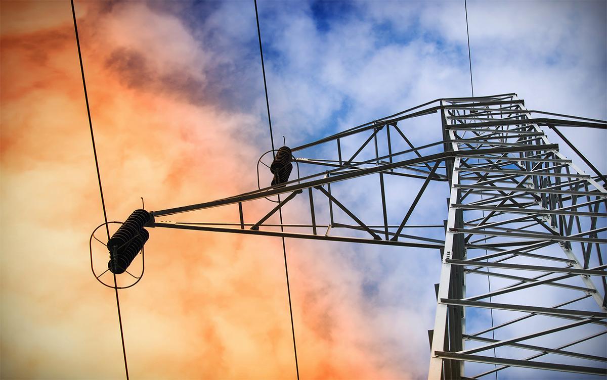 تعمیرات بزرگترین شبکه برق خاورمیانه