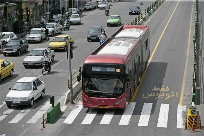 خط ویژه اتوبوس