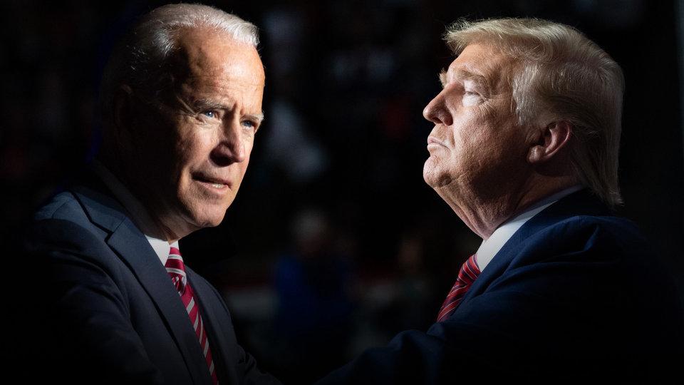 جو بایدن و دونالد ترامپ / بایدن و ترامپ / انتخابات ۲۰۲۰ آمریکا