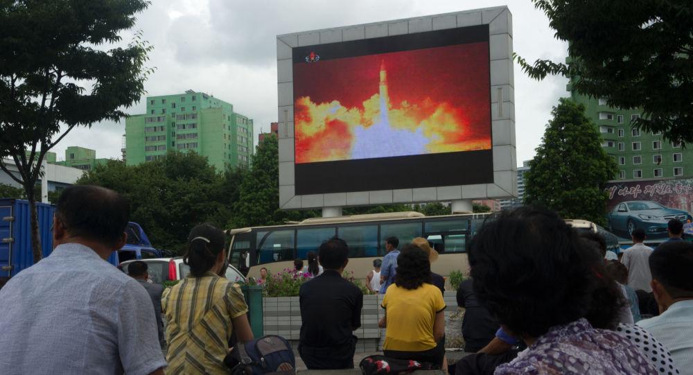 شلیک موشک کره شمالی