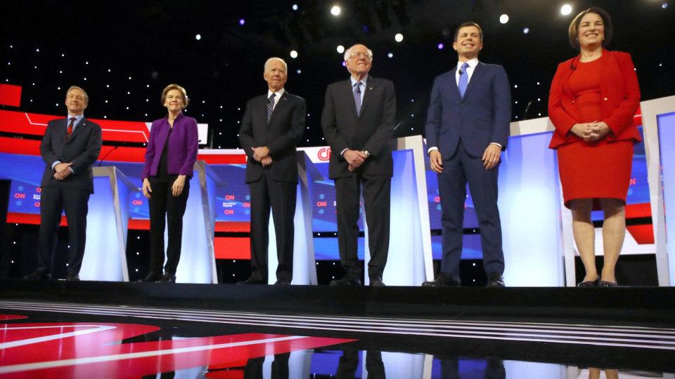 انتخابات مقدماتی دموکراتها