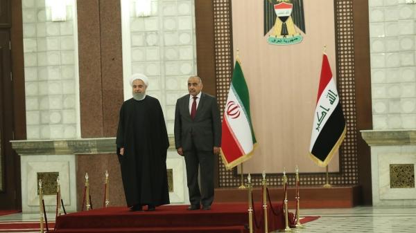 روحانی و عبدالمهدی