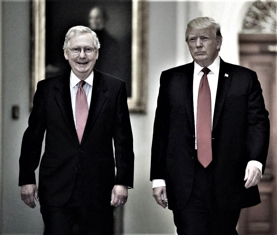 / جدایی ریشسفیدان جمهوریخواه از ترامپیستها