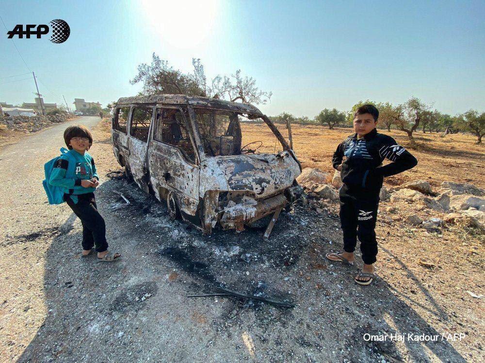 خودرو ابوبکر البغدادی