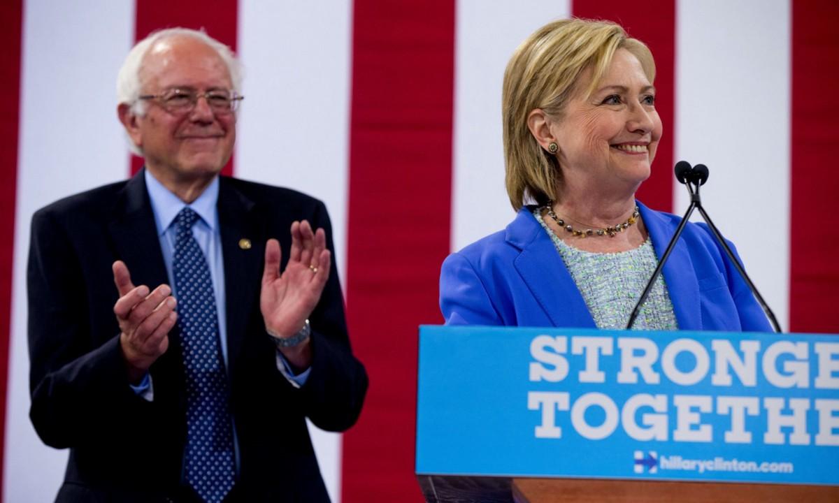 هیلاری کلینتون رسما کاندیدای دموکراتها شد/ نخستین نامزد زن یک حزب عمده در تاریخ آمریکا