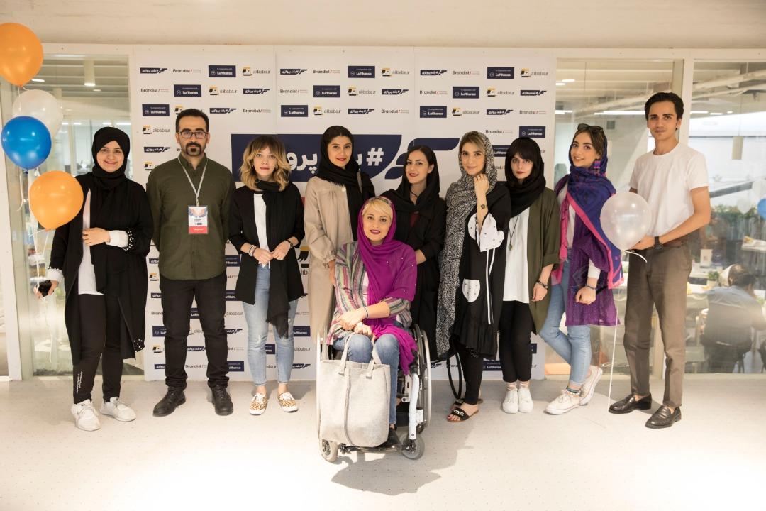 برگزاری مراسم اختتامیه دومین مرحله کمپین بلندپروازی