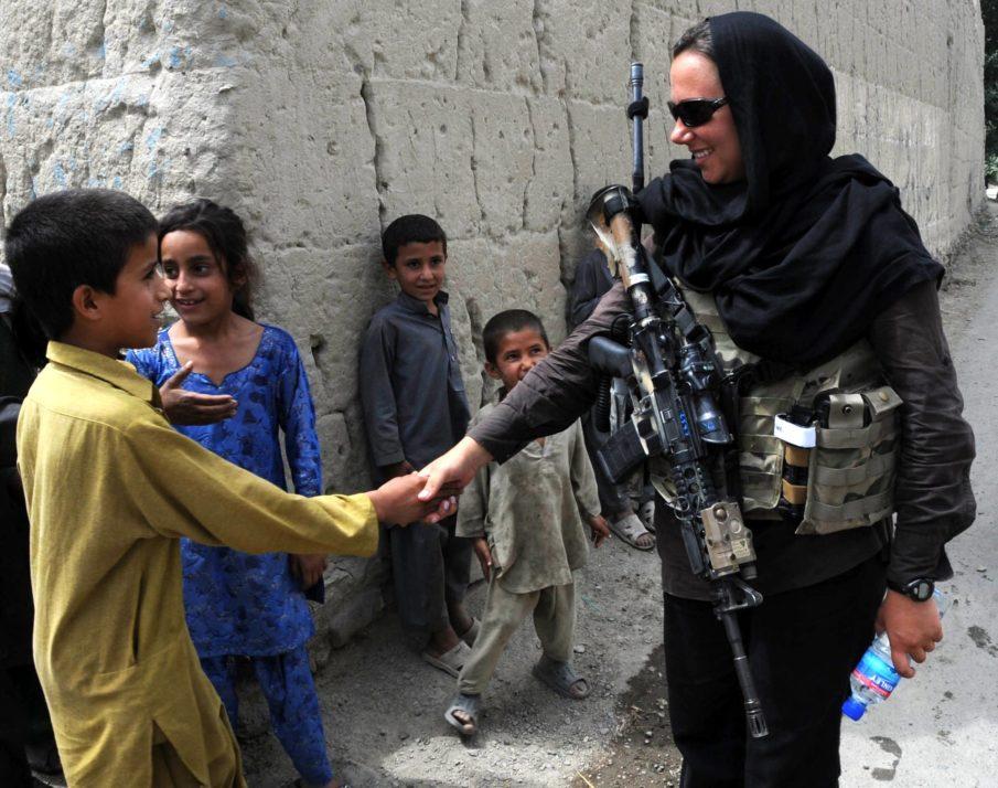 زنان ارتش آمریکا