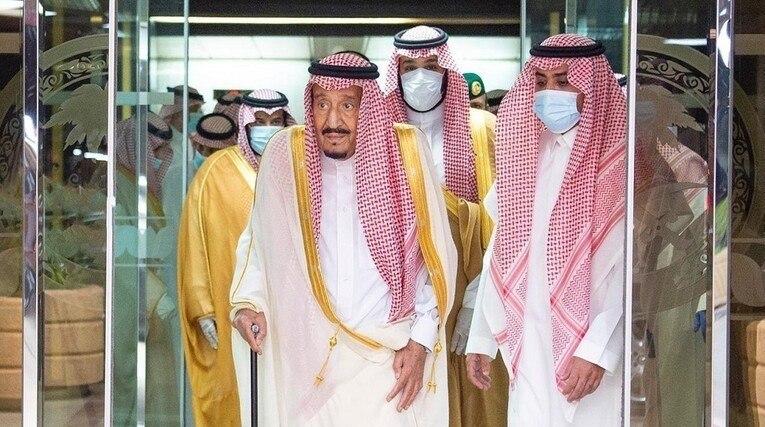پادشاه عربستان/ ملک سلمان