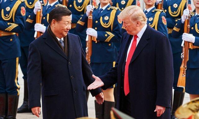 جنگ سرد جدید آمریکا و چین شدت میگیرد