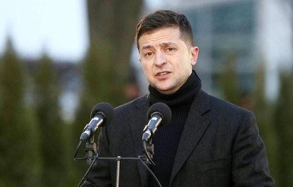 ولودیمیر زلونسکی