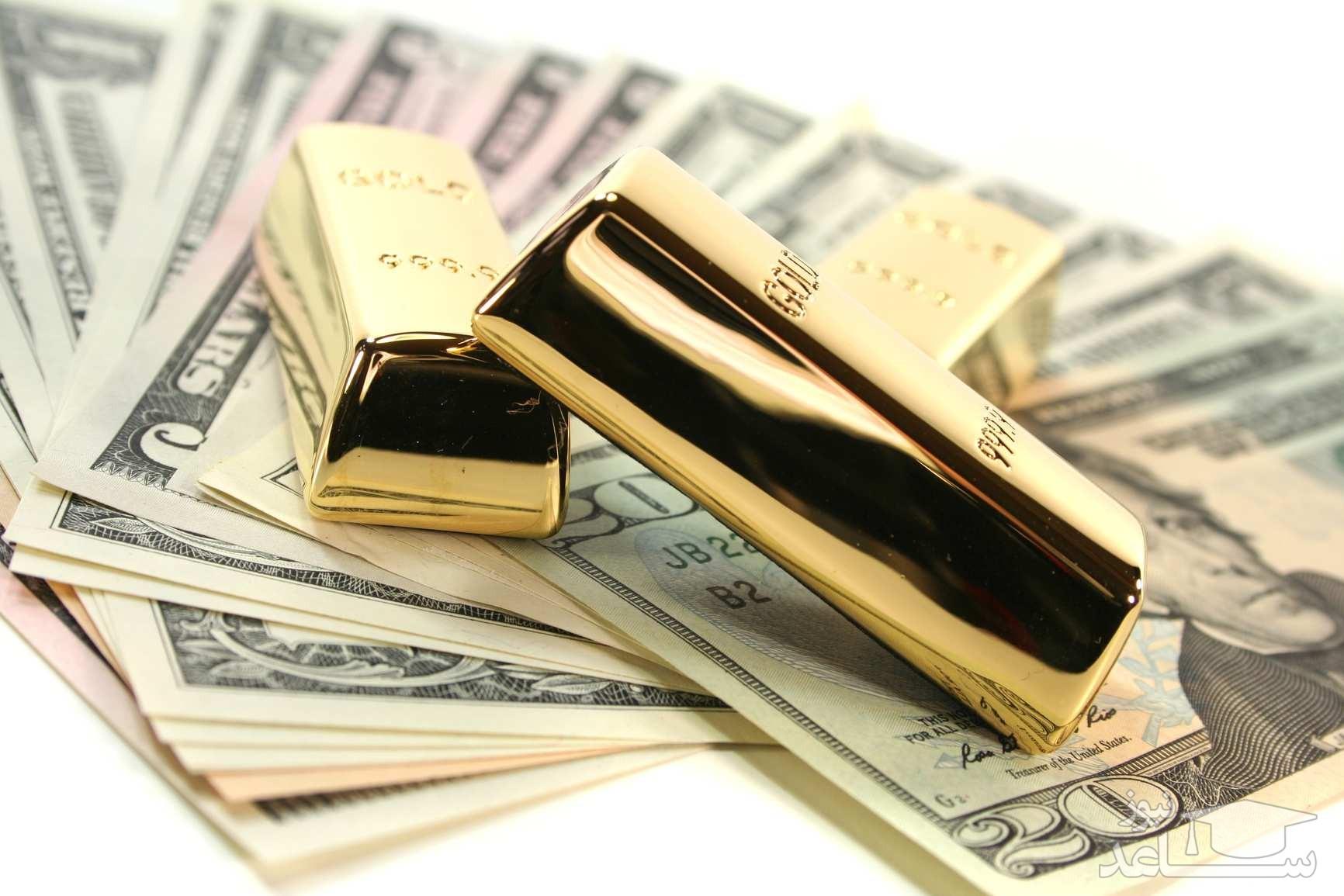 طلا دلار سکه ارز