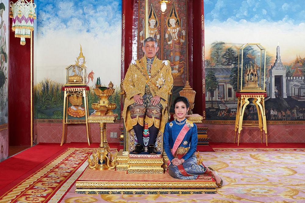 ملکه تایلند