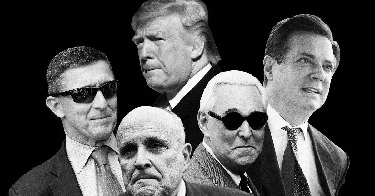 عفوهای ترامپ