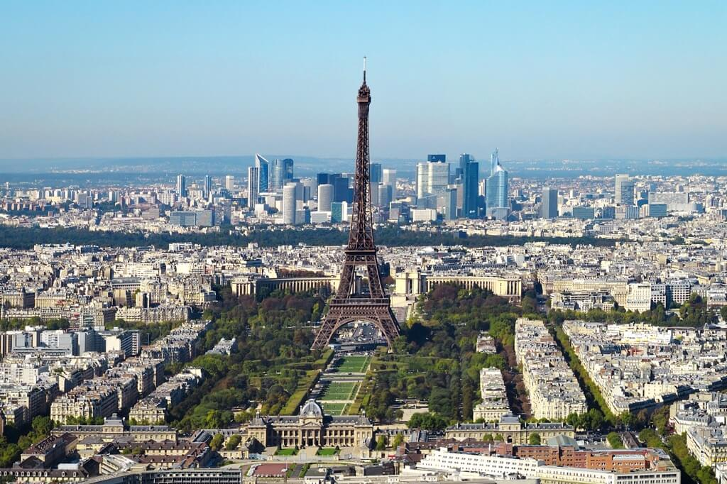 Paris-Eiffel-tower-most-beautiful-cities