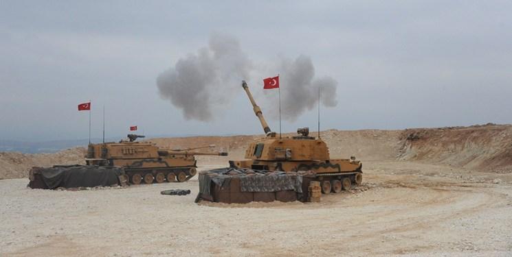 عملیات نظامی ترکیه در سوریه