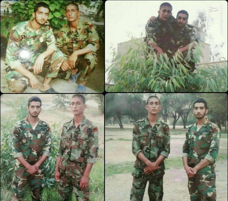 سربازی شهید حججی
