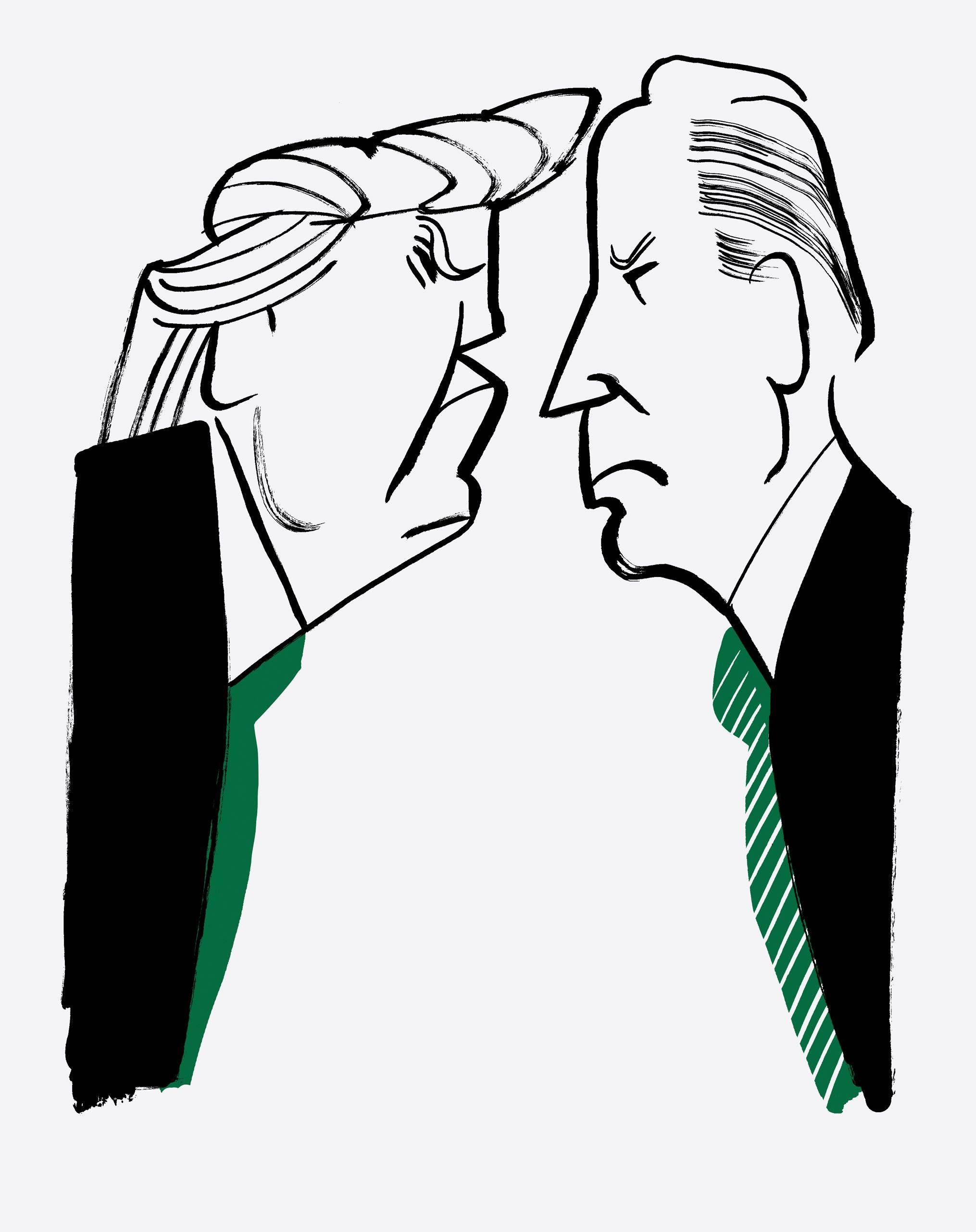 انتخابات نوامبر  ۲۰۲۰ / ریاستجمهوری 2020 آمریکا / دونالدترامپ و جوبایدن