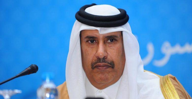 نخست وزیر پیشین قطر
