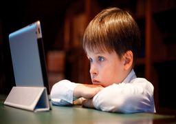 بازی با تبلت مانع رشد کودکان میشود