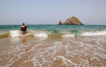 جزیره ای که توسط امارات تصرف شد