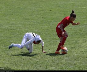 گزارش تصویری دیدار تیمهای فوتبال دختران ایران و اردن