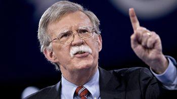 جان بولتون می گفت «باید سوریه را به صورت گسترده بمباران کنیم»، اما ترامپ گفت «نه»