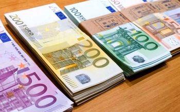 قیمت یورو امروزشنبه 14 / 04 ۹۹ | یورو به میانه کانال 23 هزار تومان رسید / یورو صرافی ملی جهش 2000 تومانی داشت