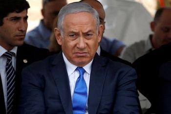انفعال نتانیاهو با شدت گرفتن حملات موشکی حماس به اسرائیل