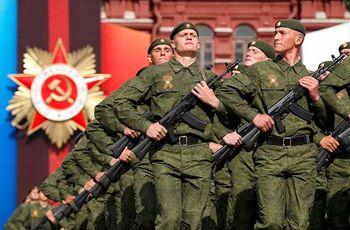 کماندوهای زن ارتش روسیه+ تصاویر