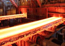 صدرنشینی ایران در فهرست ایران تولید و صادرات فولاد خاورمیانه