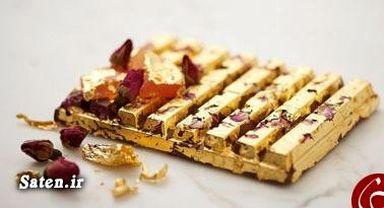 شکلات ایتالیایی کیت کت ساخته شده از طلا