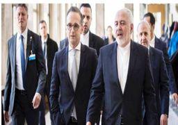 رایزنی ظریف با همتای آلمانی درباره کانال مالی ایران و اروپا