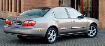 مقایسه 2 خودروی نیسان ماکسیما و سیتروئن زانتیا + مشخصات فنی