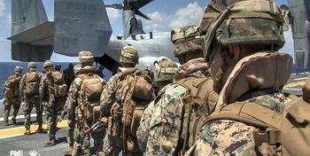 احتمال خروج 2 هزار نیروی آمریکایی از عراق