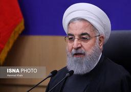حسن روحانی:  5 نفر از رهبران دنیا در سال ۹۷ واسطه دیدار با ترامپ شدند/ دولت من غیرجناحی است؛ این محاسن و مضراتی دارد